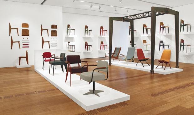 Expo Celebra Design De Jean Prouv 233 Casa Vogue Mostras