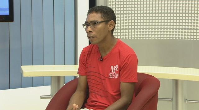Entrevista com o candidato ao governo do Amapá, Décio Gomes, do PCB