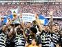 Corinthians diz que deve quitar prêmio do Brasileirão após a folga de Carnaval