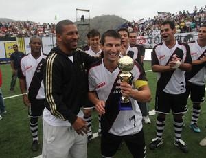 Vasco é campeão brasileiro de showbol (Foto: Divulgação/Ricardo Cassiano)