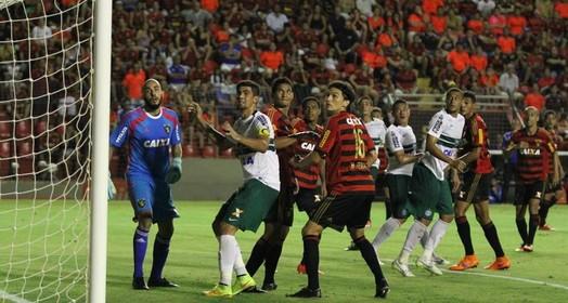 não deu (Diego Marinelli/ Site oficial Coritiba)