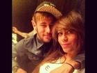 Rafaella Santos posa ao lado de Neymar: 'Minha melhor companhia'
