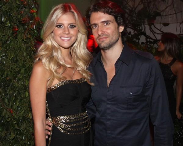 Lala Rudge e Luigi Cardoso (Foto: Divulgação)