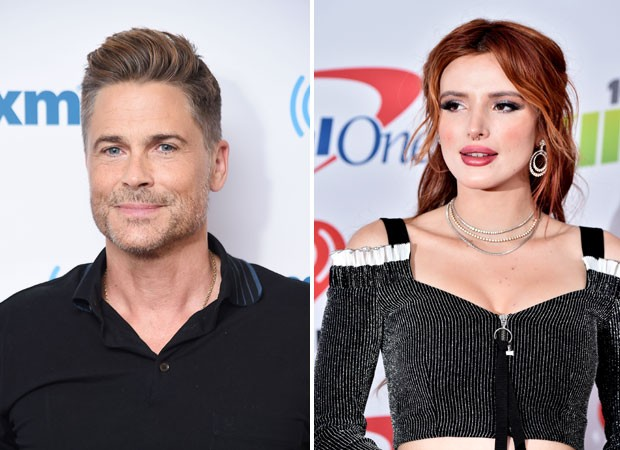 Rob Lowe critica Bella Thorne (Foto: Getty Images)