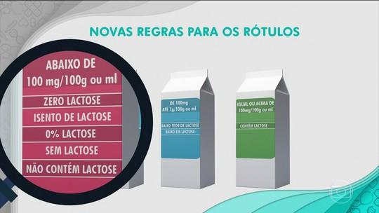 Anvisa muda as regras para os rótulos dos alimentos com e sem lactose; Bem Estar explica