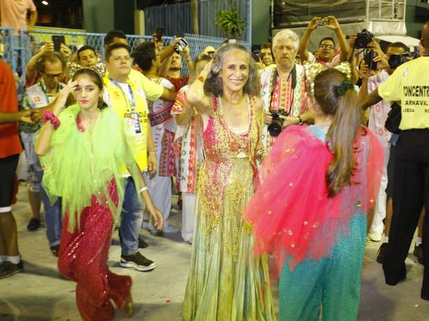 Maria Bethânia (Foto: Isac Luz / EGO)