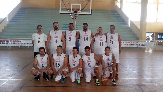 basquete central (Foto: Ronaldo Passos / Divulgação)