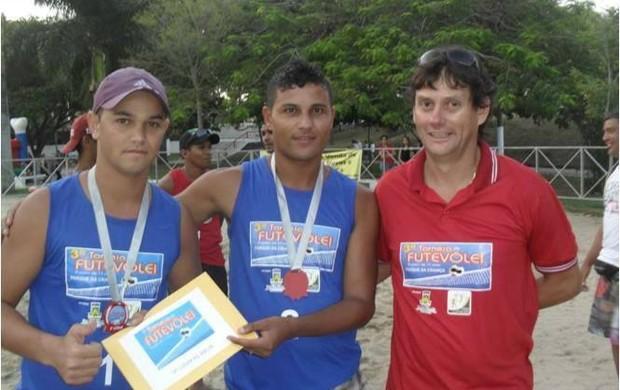 Torneio de Futevôlei de Campina Grande (Foto: Divulgação)