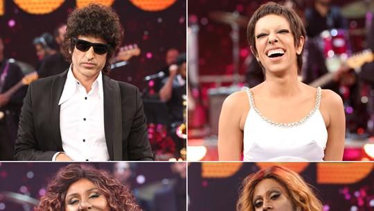 Confira detalhes da caracterização do elenco do 'Show dos Famosos'