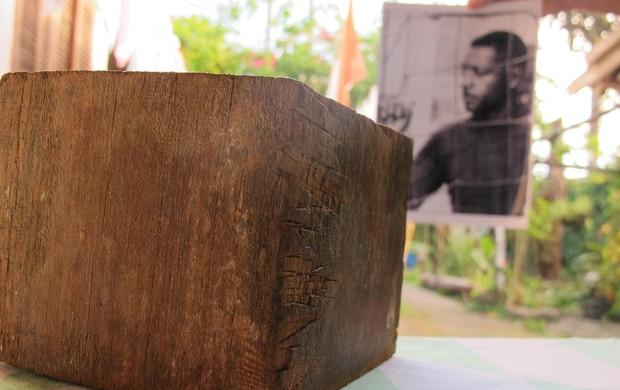 trave Barbosa (Foto: Leonardo Zanotti / TV Tribuna)