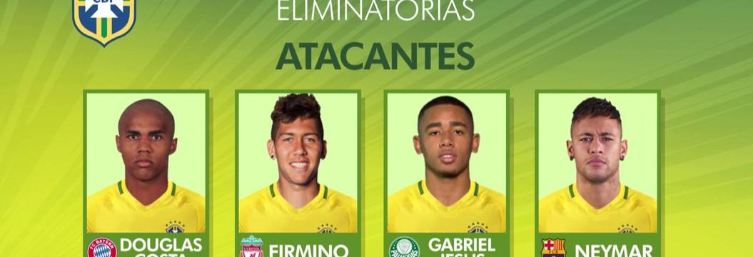 Confira a convocação de Tite para os jogos com Argentina e Peru (Ariana Cubillos/AP)