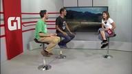 G1 Cultural entrevista participantes do Fest Cine Paranoá