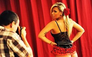 Paparazzo Marien - Making of (Foto: Luciana Tancredo/Cia da Foto)
