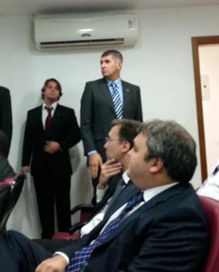 Julgamento Vasco Marcelo de Lima Henrique (Foto: Raphael Zarko)
