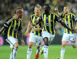 Fenerbahçe vence o Besiktas no Turco (Foto: Divulgação / Site oficial do Fenerbahçe)