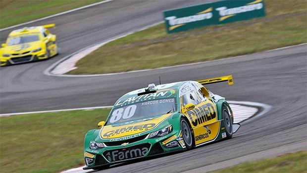 Marcos Gomes piloto da Cimed Racing (Foto: Divulgação/Vicar)