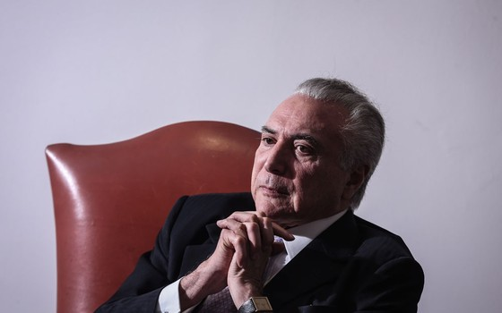 O presidente Michel Temer (Foto:  ANDRE COELHO / Agencia O Globo)
