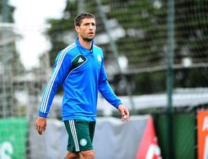 Eguren, jogador do Palmeiras (Foto: Marcos Ribolli/Globoesporte.com)