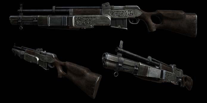 Combo Gun (Foto: Reprodução/Murilo Molina)