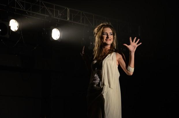 Carine Klimeck (Foto: Bárbara Copque / Divulgação)