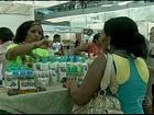 Agricultura familiar é tema de uma feira em Belém, no Pará
