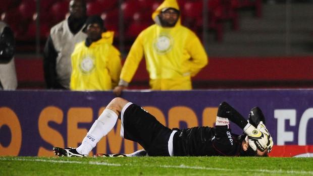 Rogério Ceni São Paulo x Atlético-PR (Foto: Marcos Ribolli / Globoesporte.com)