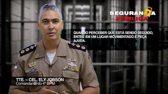 Segurança Pública: confira dicas de trajeto na TV AB