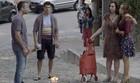 Apolo queima  os convites de casamento  (divulgação)