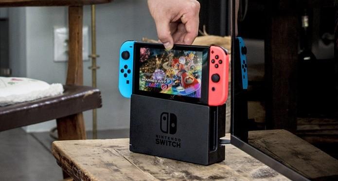 No Brasil, Switch varia de R$ 2.500 a R$ 3.200 no lançamento (Foto: Divulgação/Nintendo)