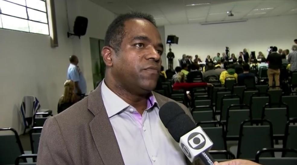 Luiz Carlos dos Santos, ex-presidente do Condepe é condenado (Foto: Reprodução/TV Globo)
