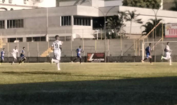 Castelo vence ESSE por 7 a 0; Partida foi encerrada aos três do segundo tempo (Foto: Divulgação/Castelo)