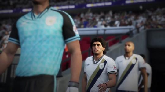 Fifa 18 terá Ronaldo 'Fenômeno', Maradona e mais lendas no FUT