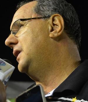 Marcelo Vilar, técnico do Botafogo-PB (Foto: Juliana Bandeira / GloboEsporte.com/pb)