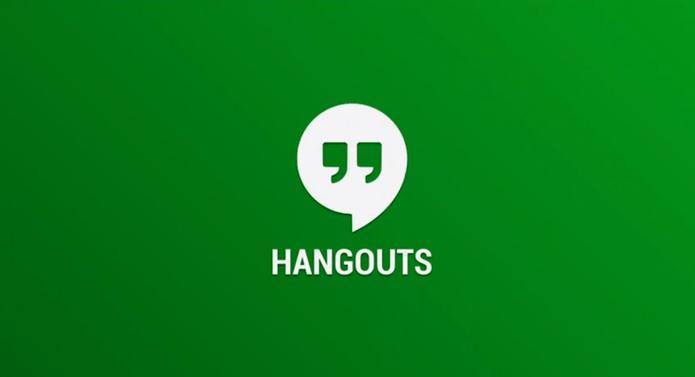 hangouts (Foto: Divulgação/Google Hangouts)