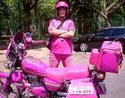 Moto Rosa Mundomoto