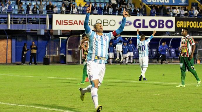 William Avaí x Operário VG (Foto: Frederico Tadeu/Avaí F.C.)