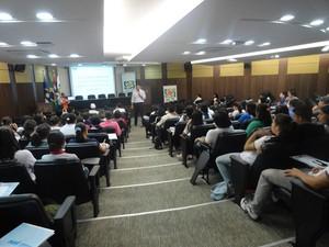 Evento discute comportamento da 'geração y' em Caruaru (Foto: Divulgação/ Acic Jovem)