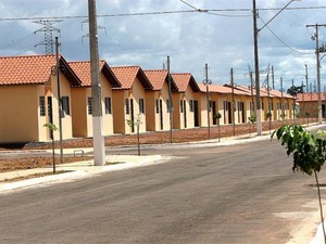 Minha Casa, Minha Vida, sorteio de casas Itaúna, MG (Foto: Prefeitura de Itaúna/Divulgação)