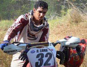 Lama também vai disputar a competição (Foto: Felipe Martins/GLOBOESPORTE.COM)