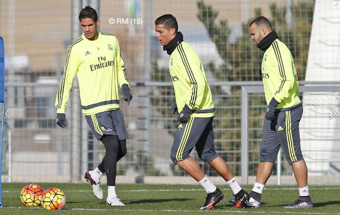 Cristiano Ronaldo Real Madrid (Foto: Divulgação Real Madrid)