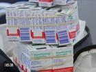 Preso grupo que retirava e revendia remédios de farmácias públicas de SP