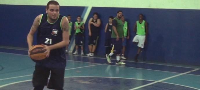 euatleta olimpico por esporte basquete (Foto: Reprodução)