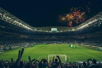 Allianz Parque (Foto: Reprodução / Facebook)