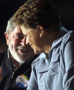 Luiz Inácio Lula da Silva e Dilma Rousseff (Foto: Reuters )