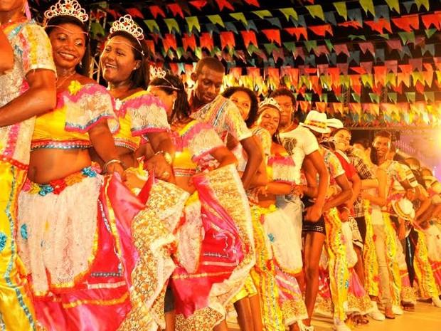 Cacuriá é uma das manifestações mais importante da cultura maranhense (Foto: Divulgação/Lauro vasconcelos/Secom SL)