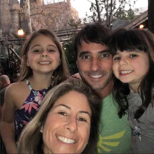 Patricia Maldonado em família (Foto: Reprodução - Instagram)