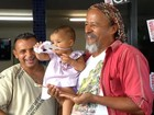 Família faz aniversário de bebê em hospital público de Palmas no TO