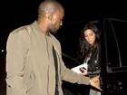 Kim Kardashian e Kanye West vão 'casar' três vezes, diz site