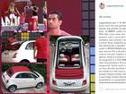 Ex-BBB Marcelo Zagonel coloca à venda carro que ganhou no programa
