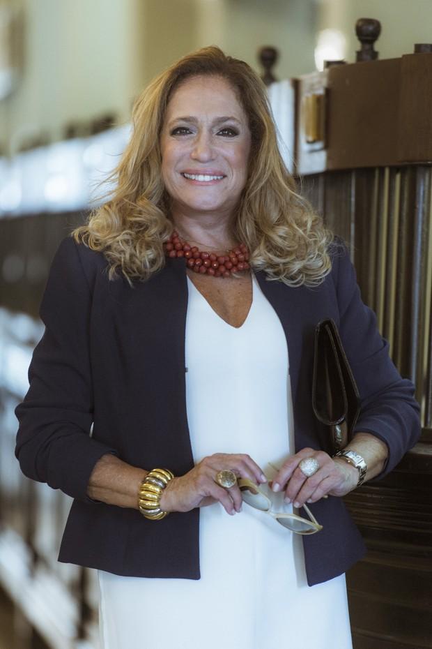 Susana Vieira vai viver a vilã Cora na supersérie 'Os Dias Eram Assim' (Foto: Mauricio Fidalgo/Globo)
